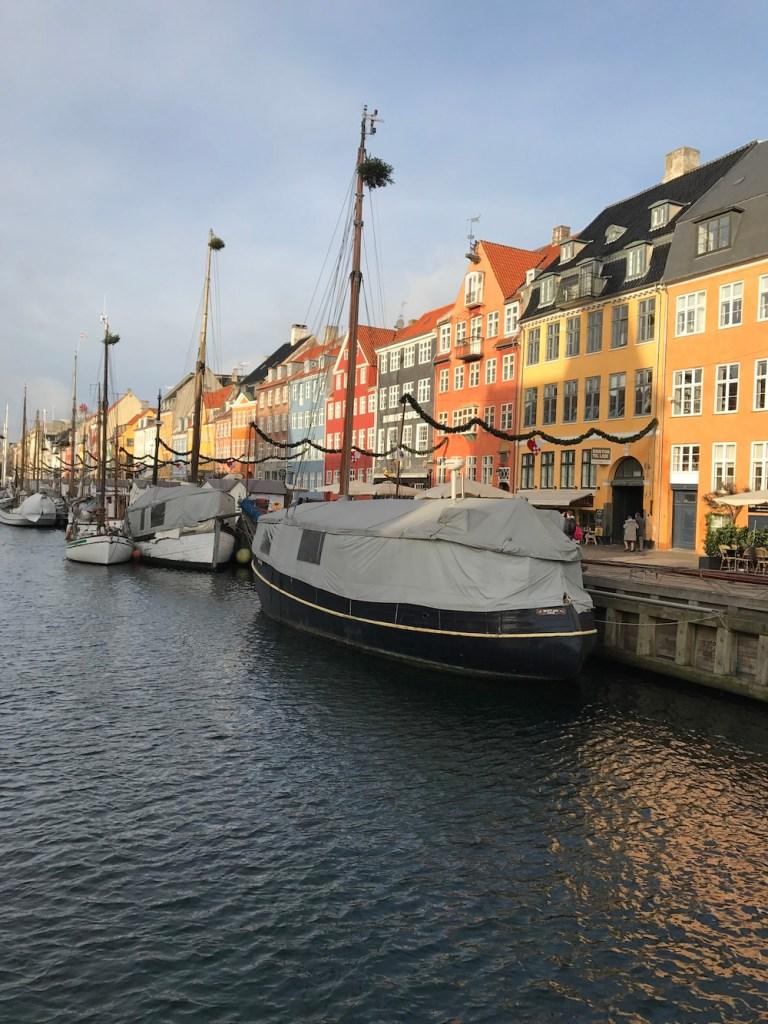 4 x hotspots in Kopenhagen