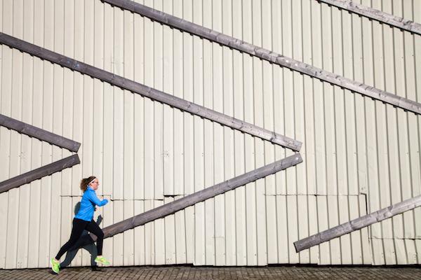 Waarom iedereen kan hardlopen