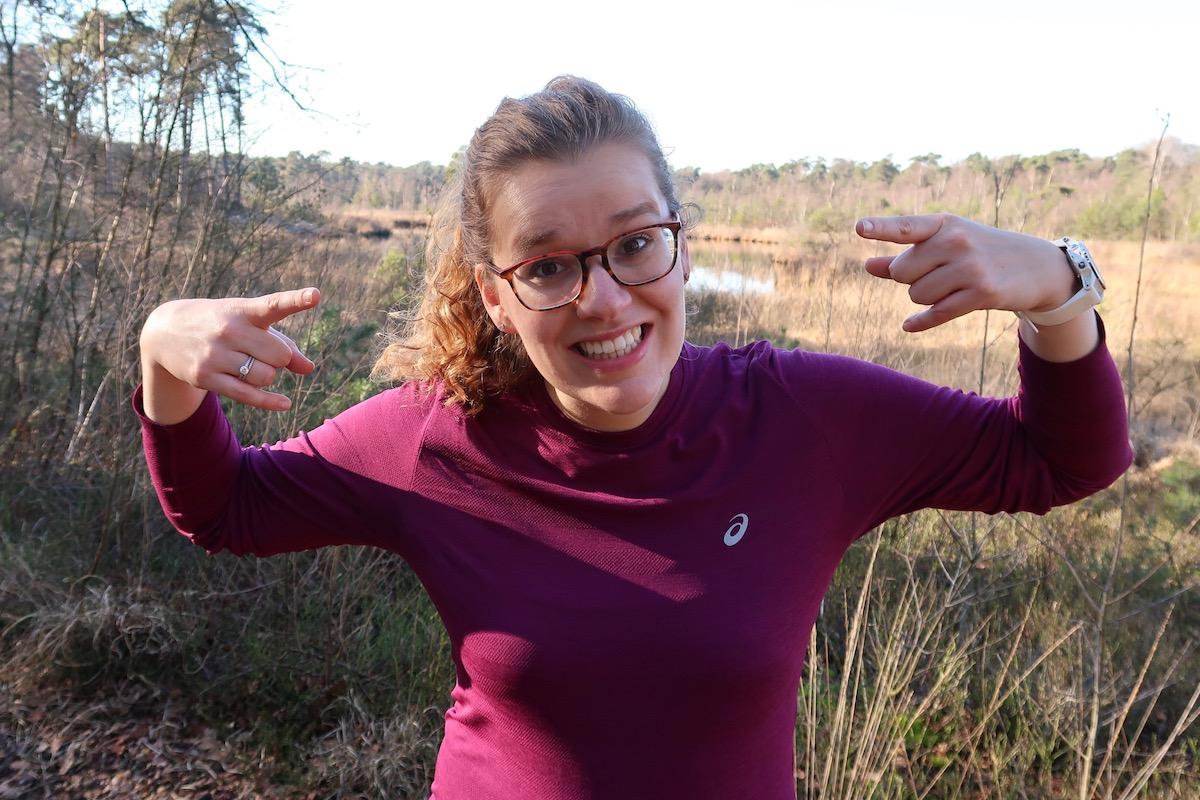 Waarom ik mijn bril niet als belemmering zie tijdens het hardlopen