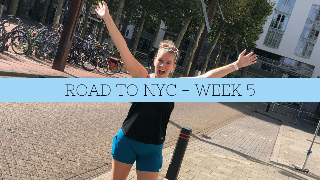 DE KNOP GAAT NU ECHT OM – ROAD TO NYC WEEK 5