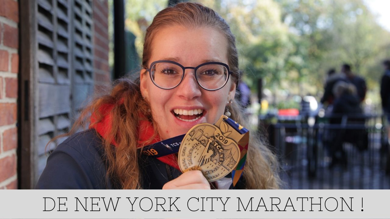 DE NEW YORK CITY MARATHON!
