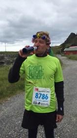 Trænathlon winner Magnus