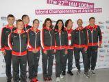 Das deutsche Team