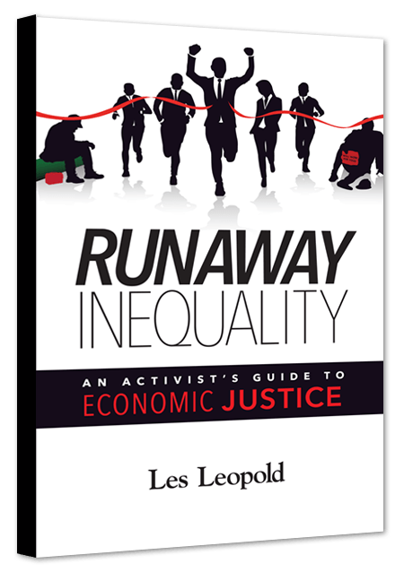 Runaway Inequality Book Cover