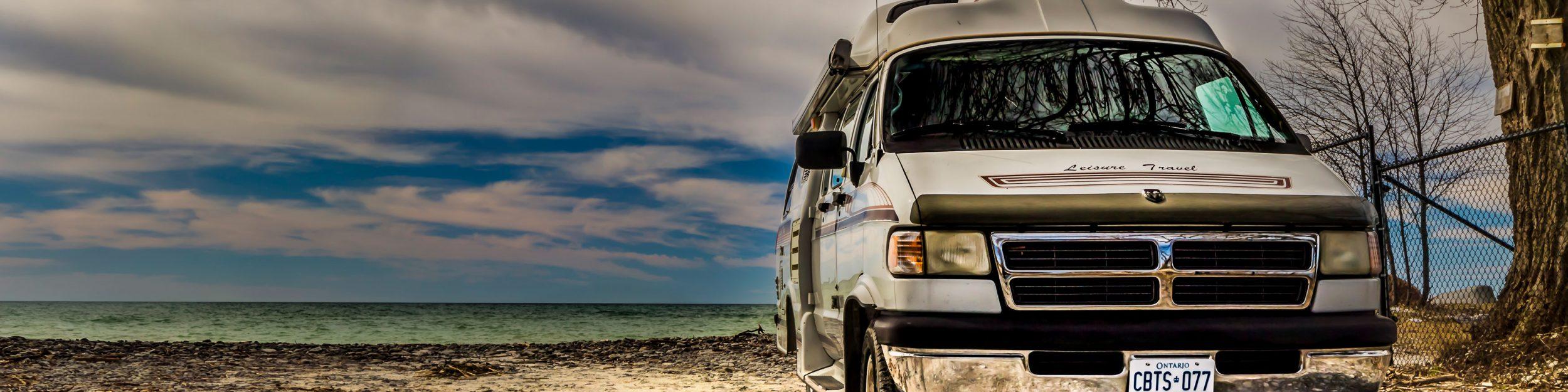 Leisure Travel Freedom – Our Van Tour