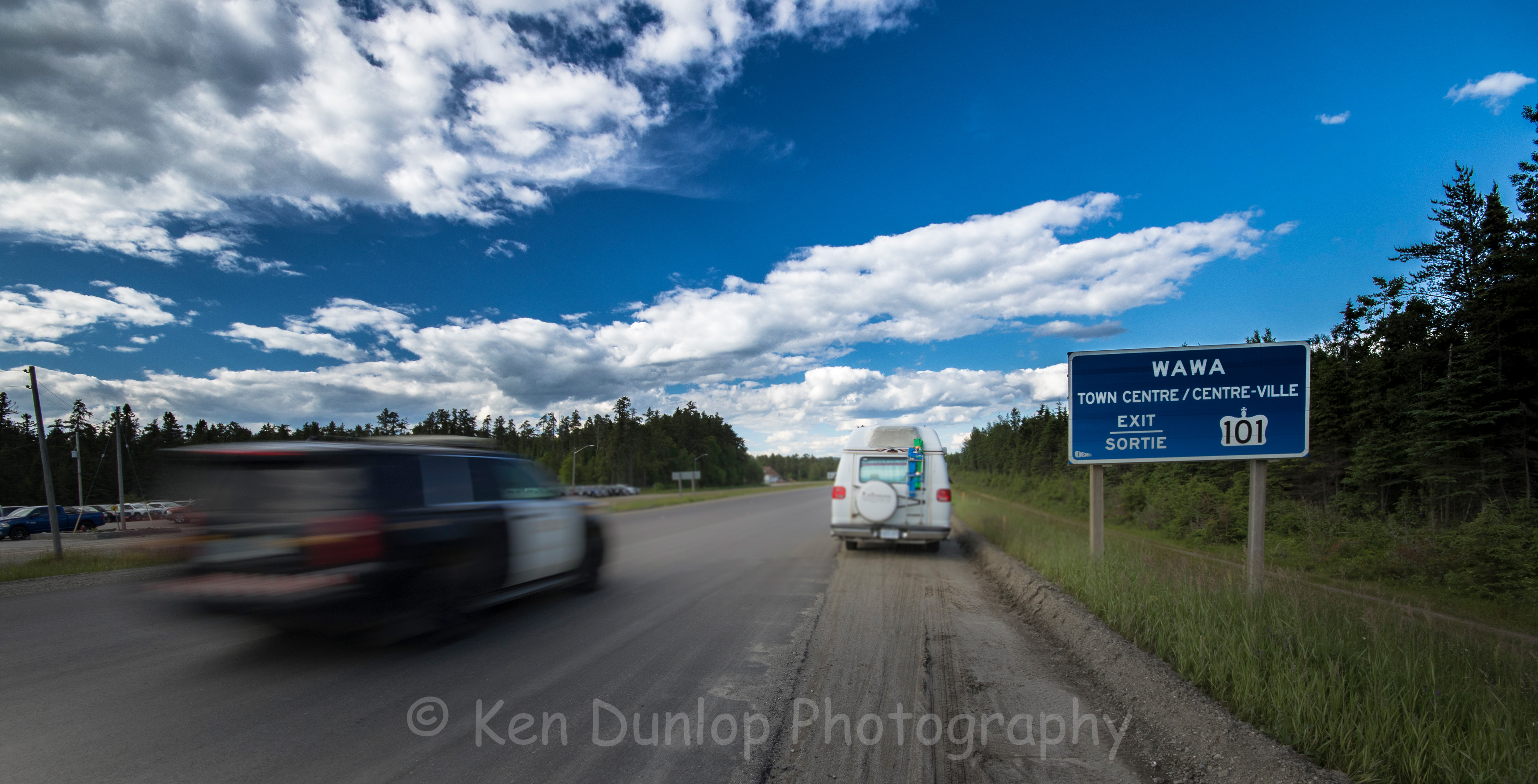 Thunder Bay or Bust – Nothing Like a Break Down