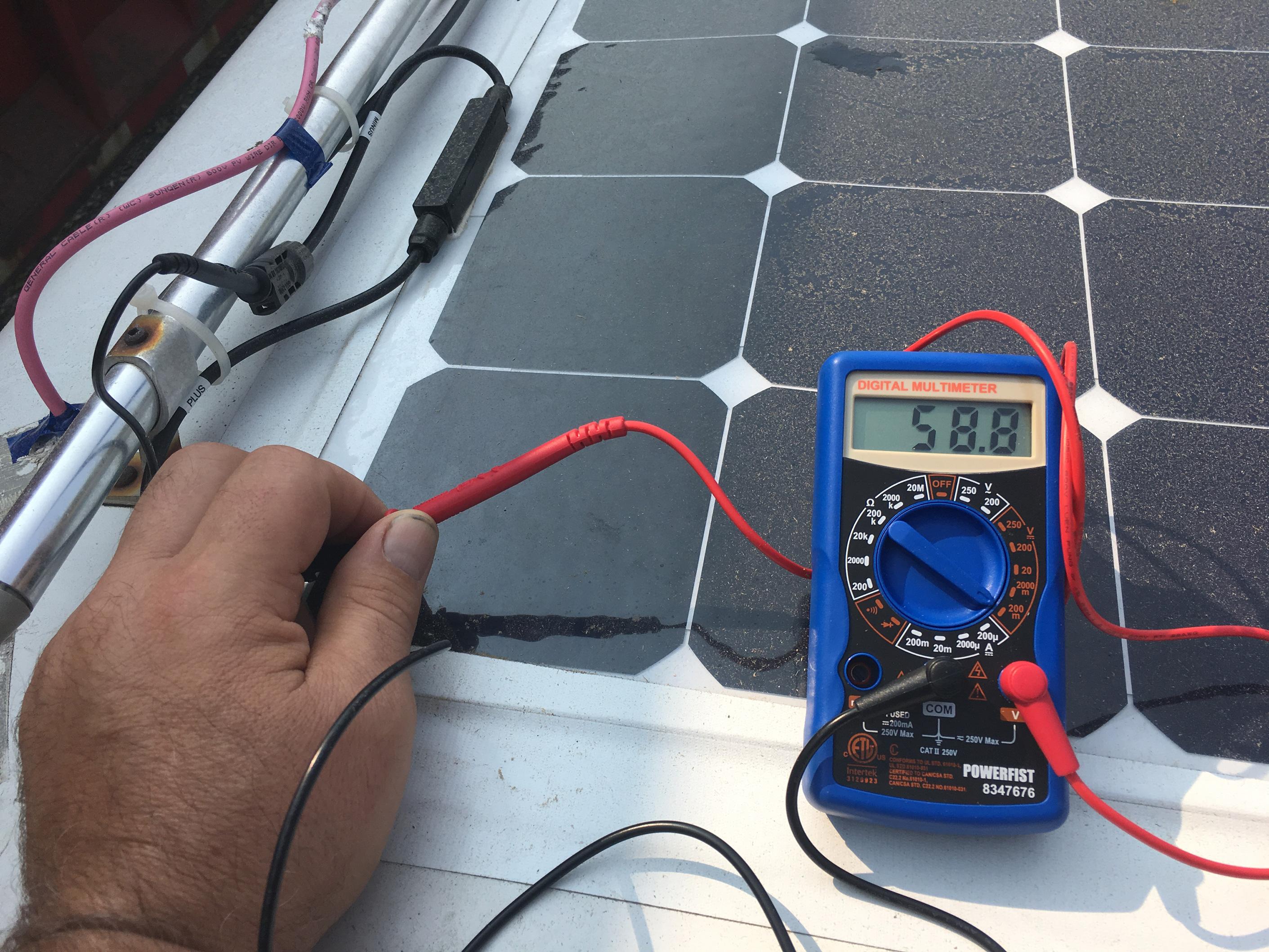 Solar Problems in Abbotsford
