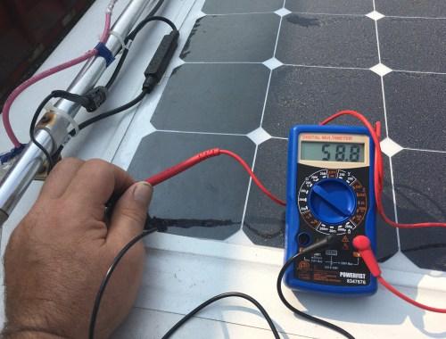 VanLife - Solar Problems