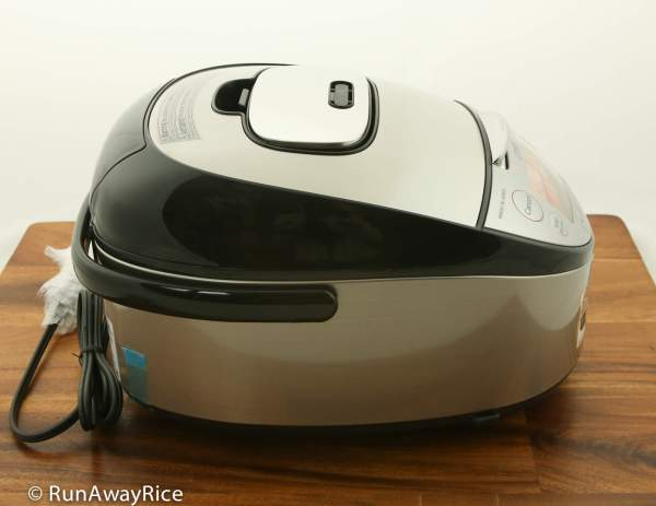 Unboxing Tiger Ih 5.5 Cup Rice Cooker With Slower