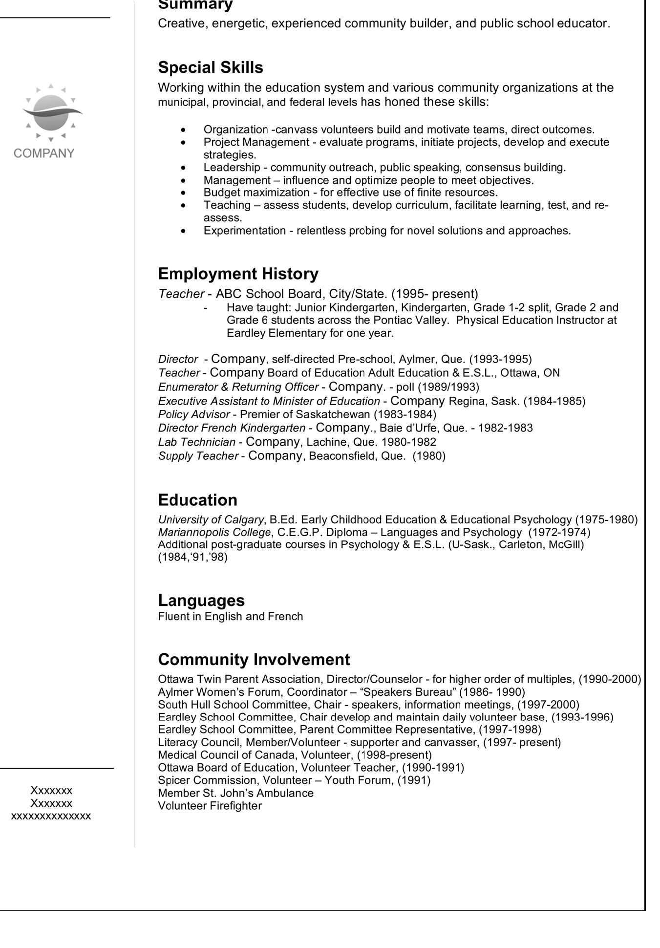 Resume How Do A Resume How To Do A Resume For Free Edit Template You Does