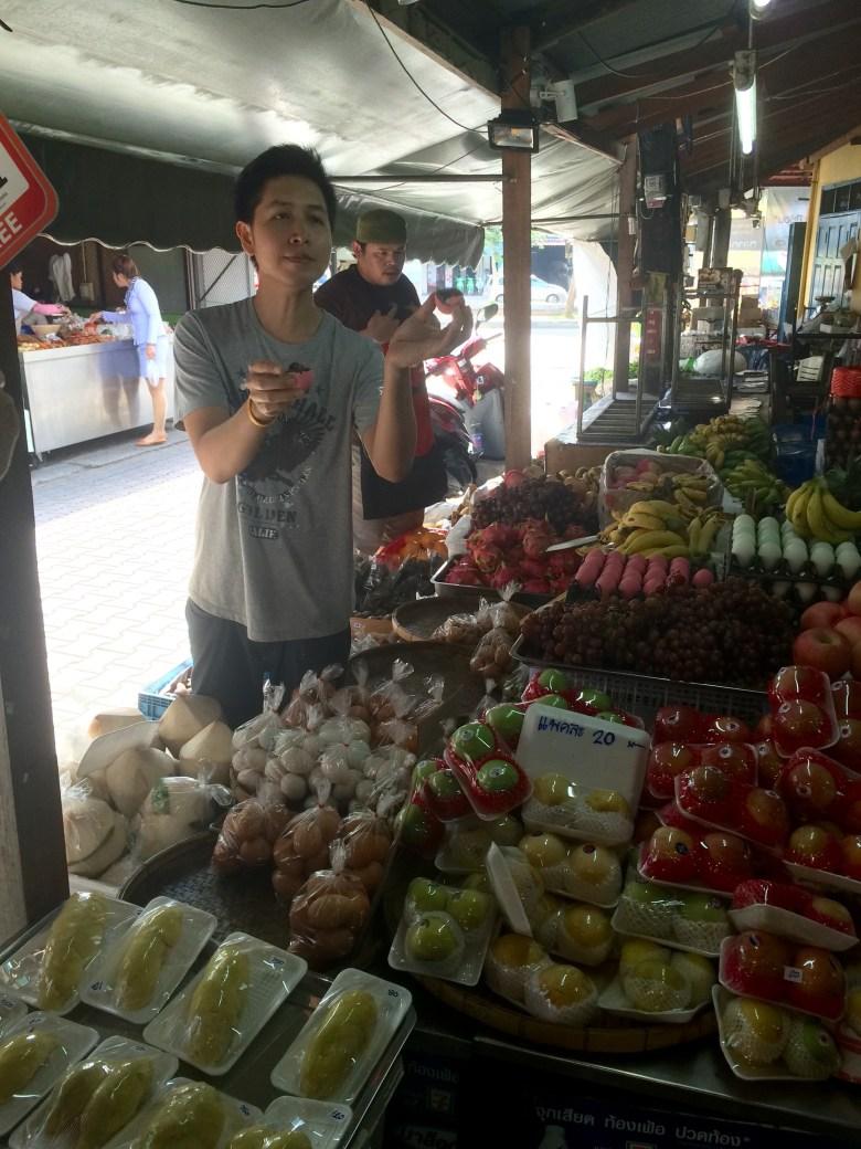 Chiang Mai market cooking class