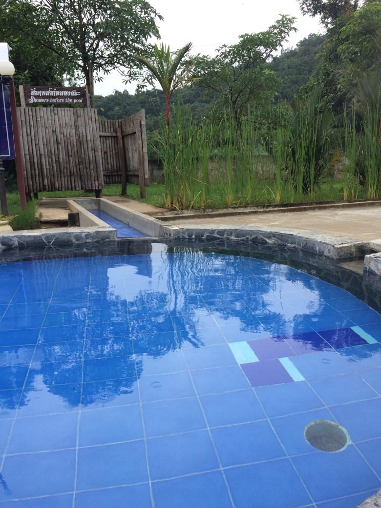 Rakswarin Hot Springs, Thailand
