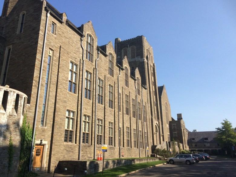 Cornell University law school