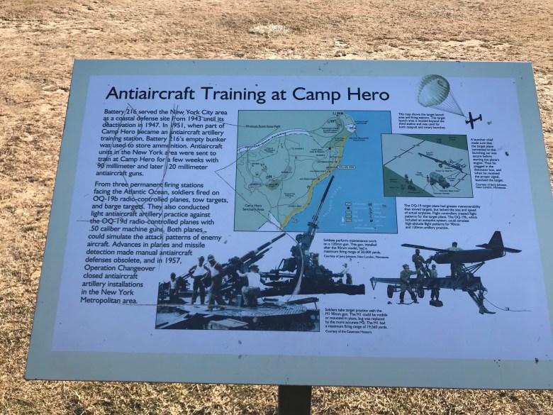 Camp Hero State Park Montauk