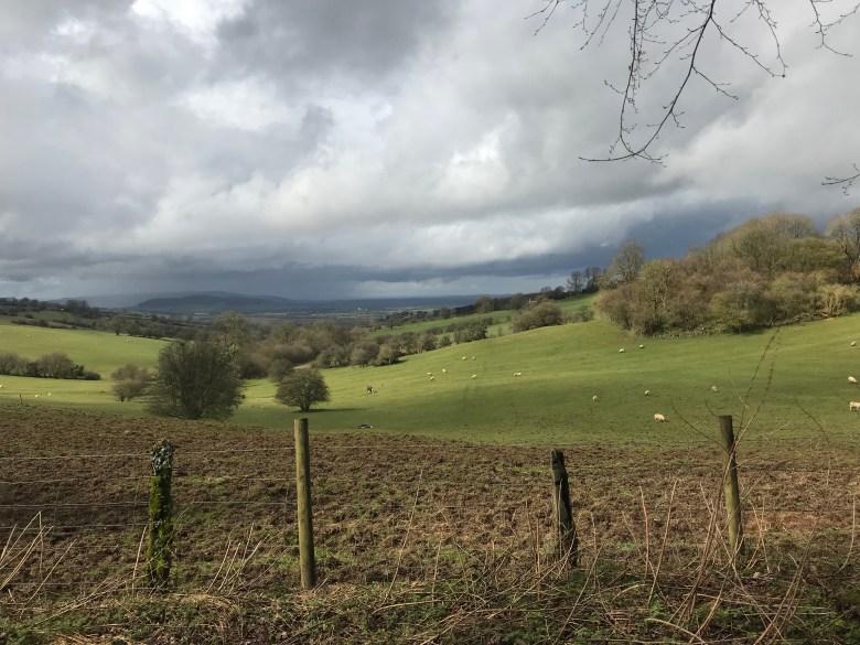 Cotswolds England road trip widow runaway