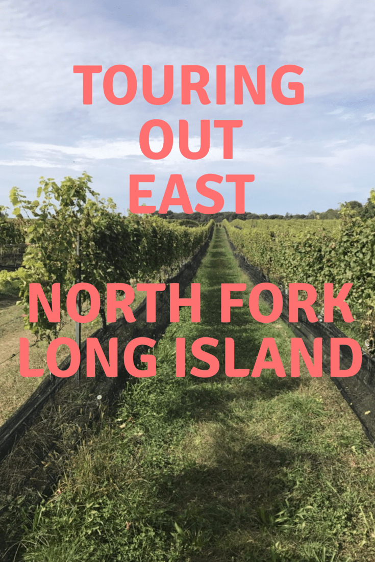 tour eastern Long Island New York wineries