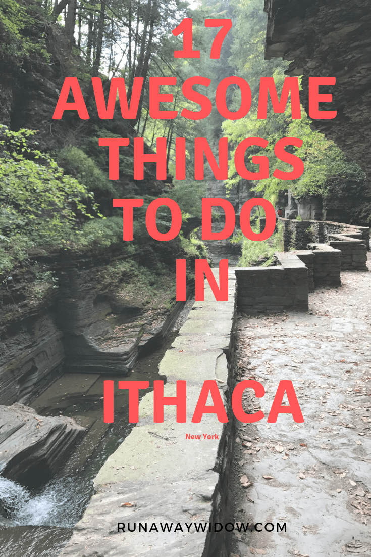 things to do in Ithaca New York