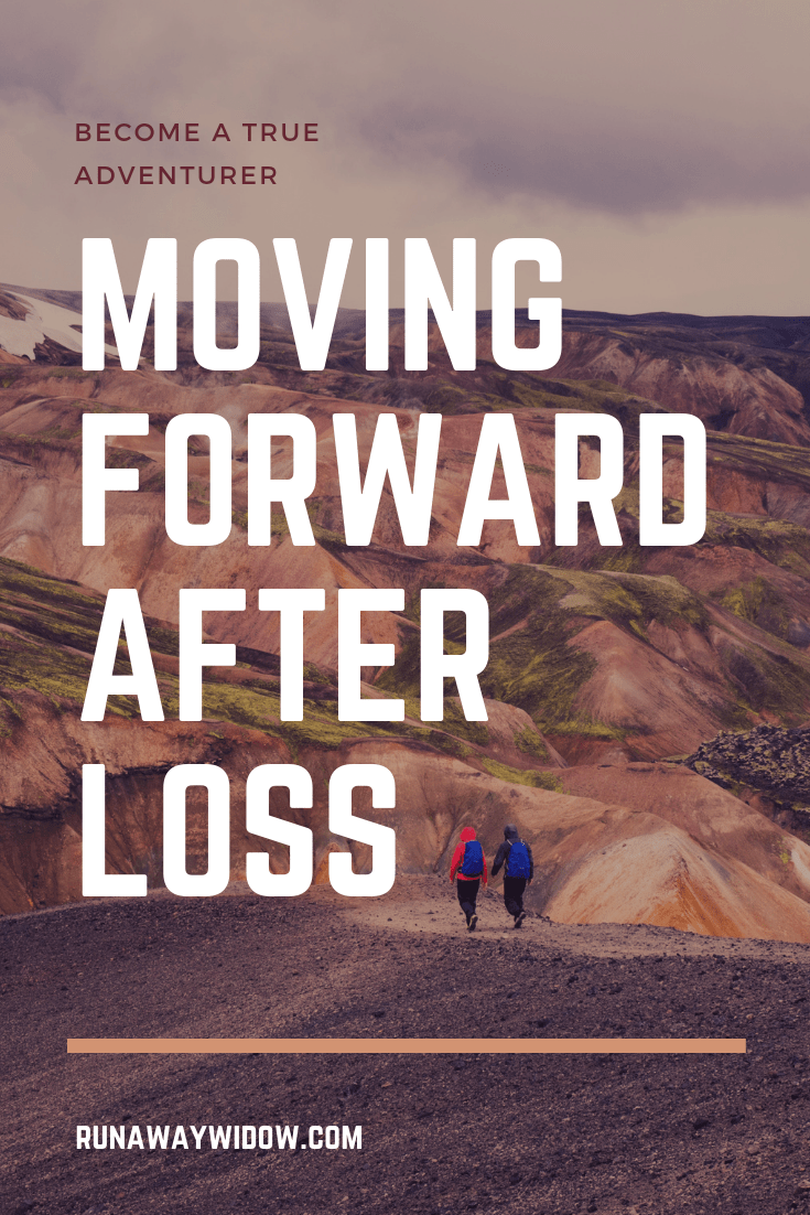 moving forward after loss of a spouse