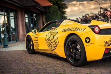 Runball Rally comes to Antwerp