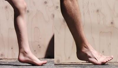 Barefoot Running Footstrike