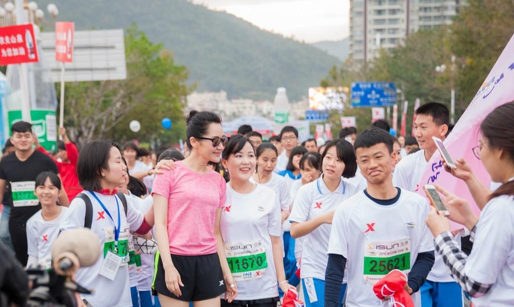 Run your next marathon with a local runner