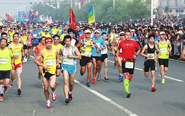 Route Logistics In Chinese Marathons