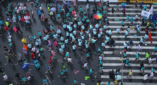 Interested in the China Marathon? Here are basics you should know!
