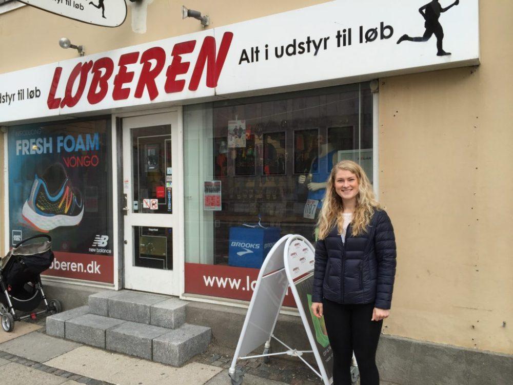 Hør Anne Nielsen fra Løberen fortælle om produkter og forplejningsstrategi i forbindelse med træning og konkurrence.