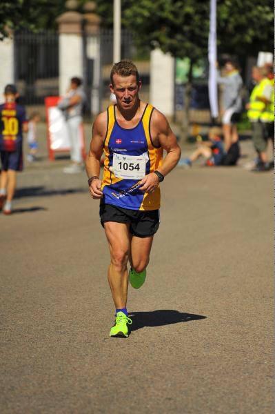 38 maraton og en håndfuld ultras. Per fik brug for al sin viljestyrke i kampen mod kræften.