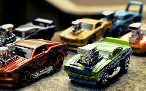 Los Hot Wheels se han vuelto artículos de colección desde hace 50 años.