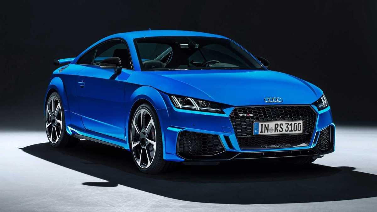 2021 Audi Tt Rs Exterior