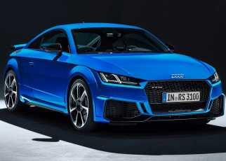 Audi TT RS 2019