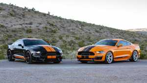 Shelby Mustang GTS Supercharged Sixt