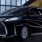 Lexus LM Minivan a precio de un Clase S de Mercedez