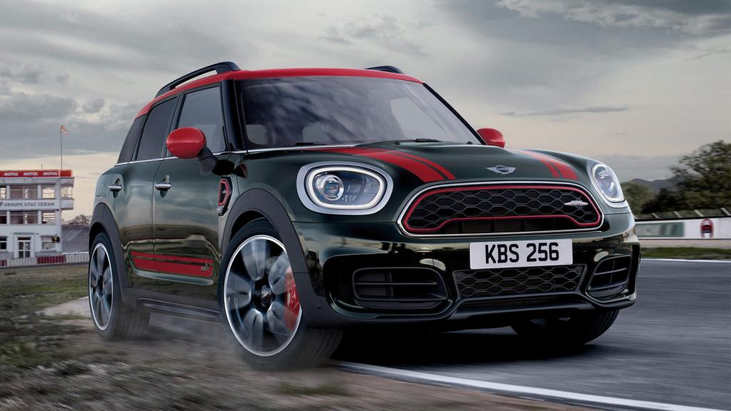 Mini JCW Countryman 2020