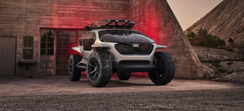Audi AI Trail Quattro