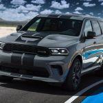 Dodge Durango SRT Hellcat llega con 710 HP