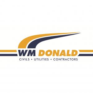 Wm Donald, 2019 Chapelton 10k Medal Sponsors