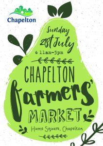 Chapelton Farmers Market