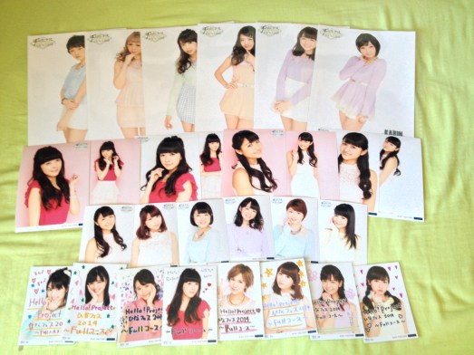 Hello Project Gets 05 08 2014 Hello Project Hina Fest
