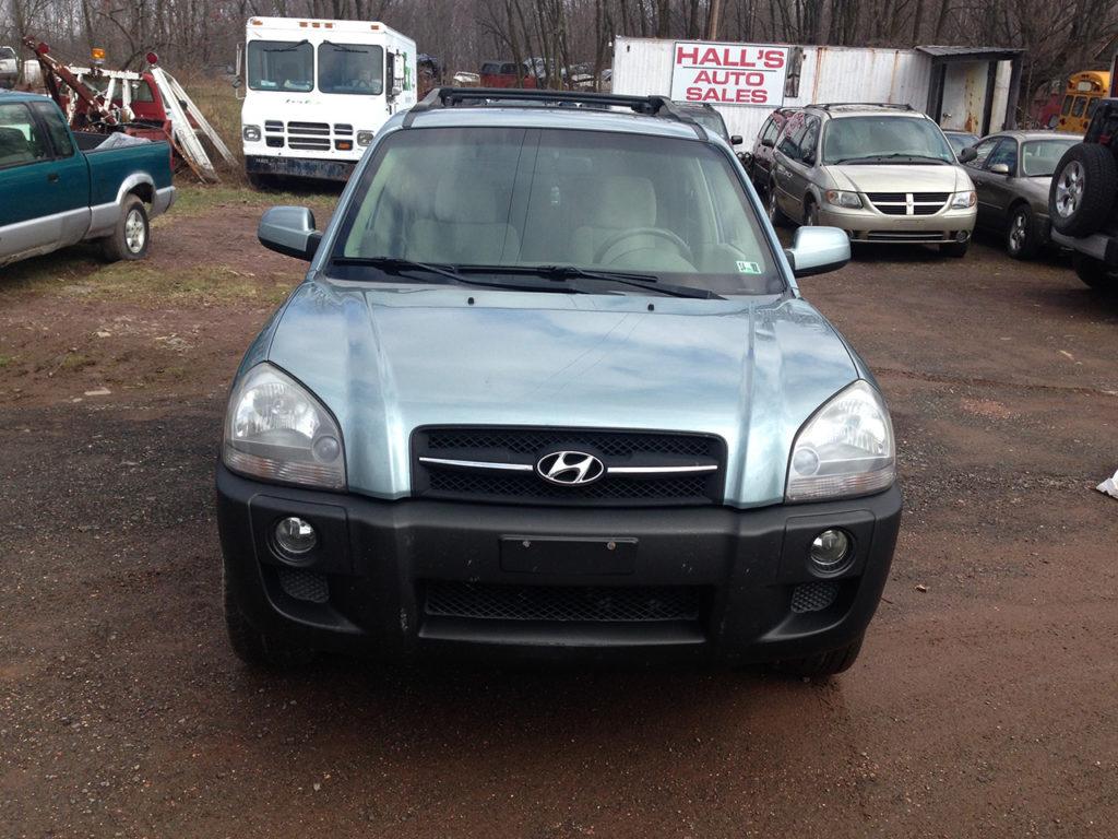 2006 Hyundai Tuscon full