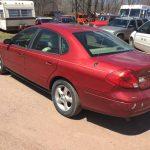 2001 Ford Taurus full