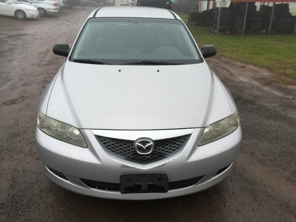 2004 Mazda 6 Wagon full