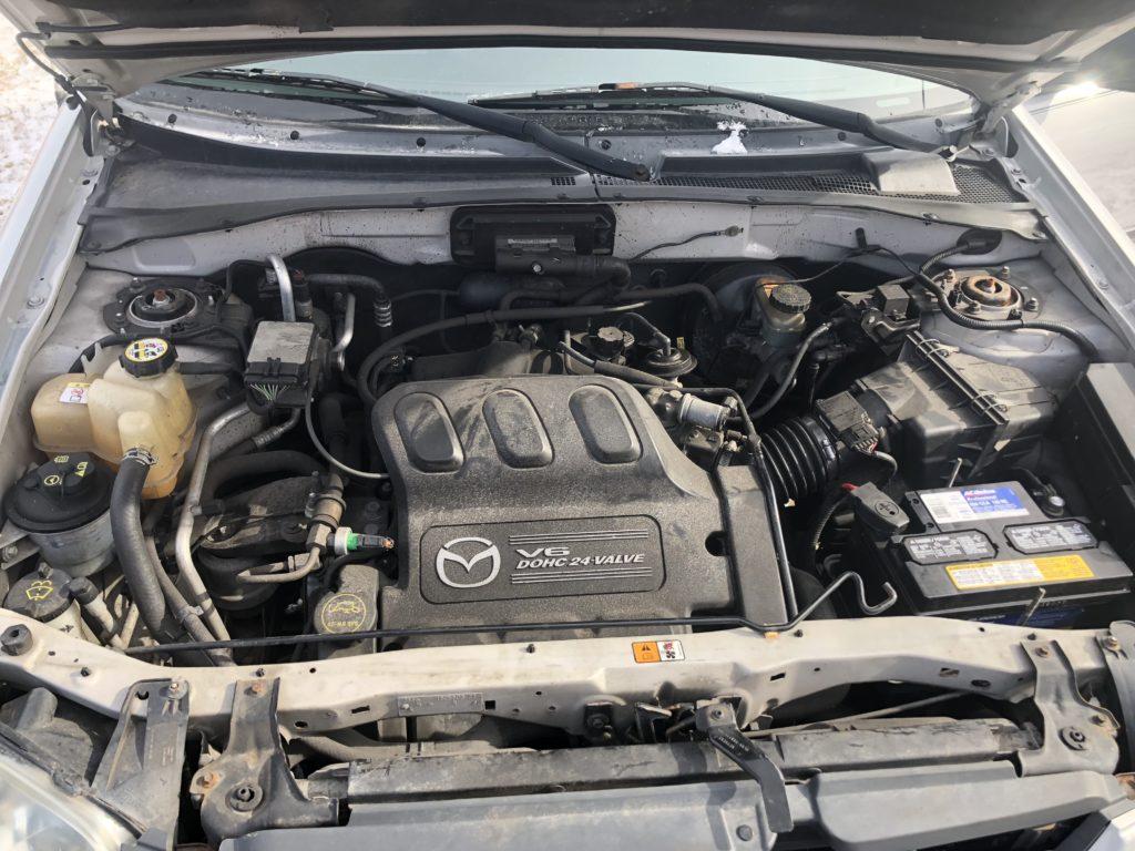 2003 Mazda Tribute full