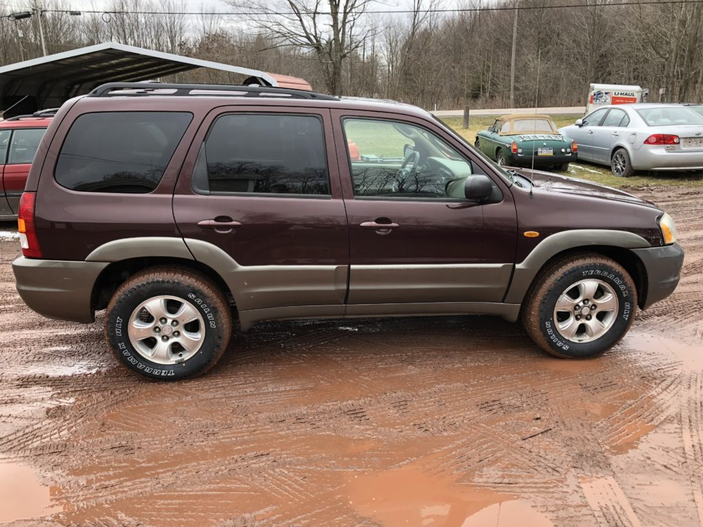 2002 Mazda Tribute full