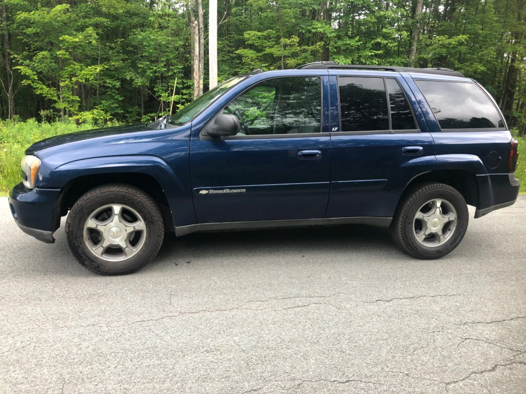 2004 Chevrolet Trailblazer full