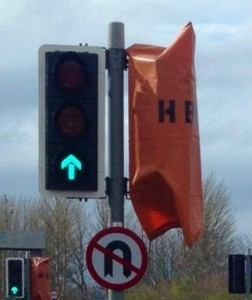 Traffic Light Covers  runcorntextiles