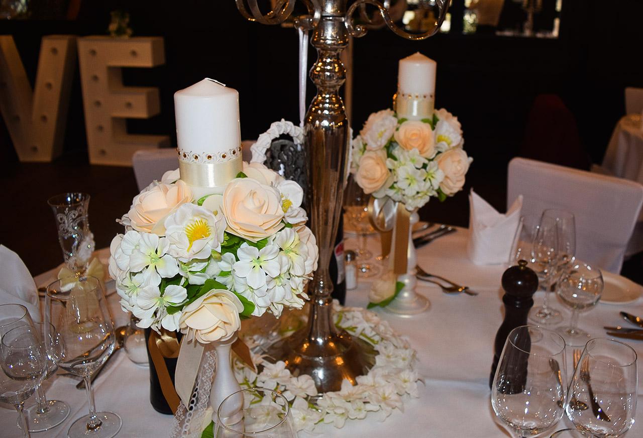 Kerzen Hochzeit Deko Marrymag Mediterrane Hochzeit Im Greenery Style