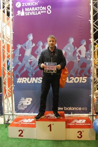 picture of a marathon runner