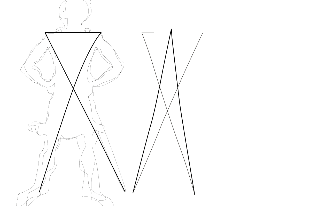 RUNDE NULL (grafik konkret)